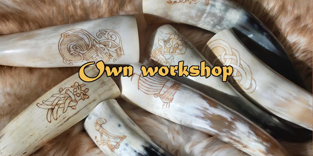 own workshop
